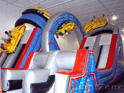 Jump Zone Birthday Party Indoor Inflatable Jumping