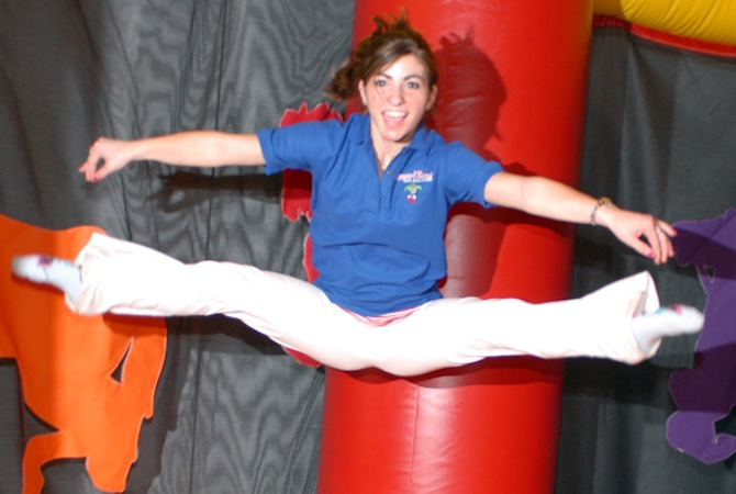 Jump Picture For Little Kids