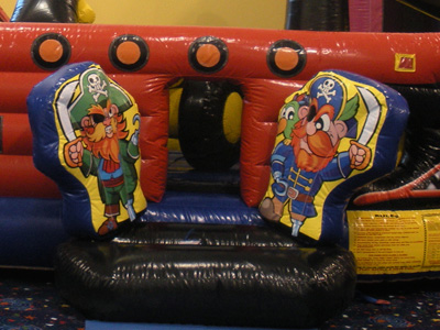 Play on Inflatables